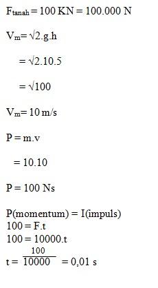 soal momentum impuls no 6